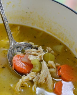 easy-chicken-soup-recipe-with-lemon-and-pepper