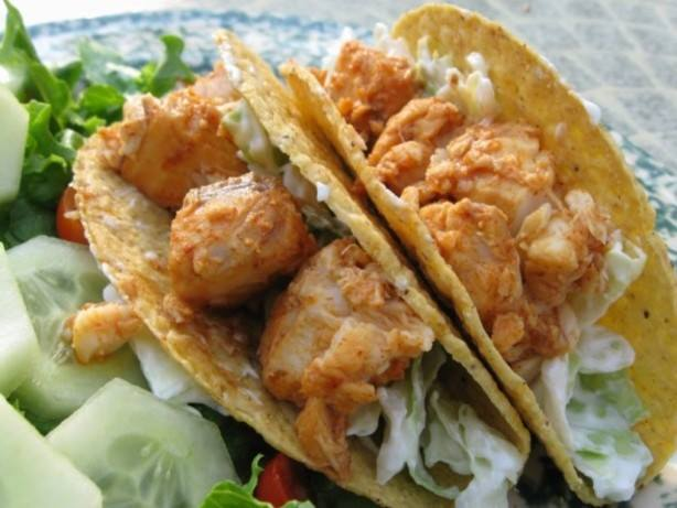 Baja fish tacos 78recipes for Baja fish tacos menu