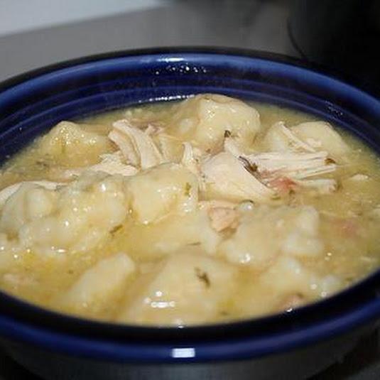 Crockpot Chicken Dumplings 78recipes