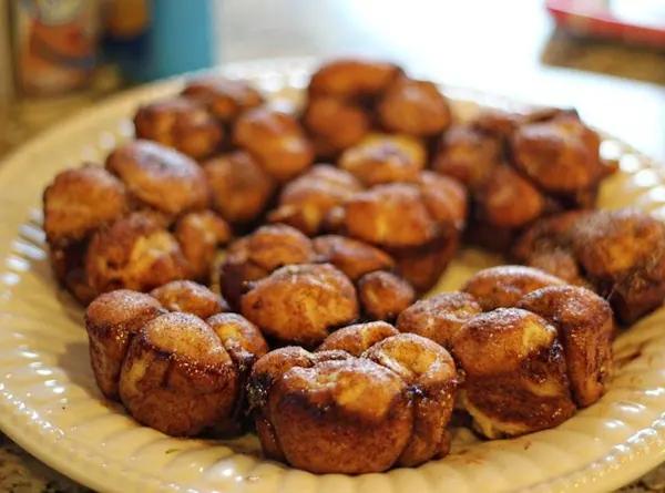 Sweet and Skinny Monkey Bread