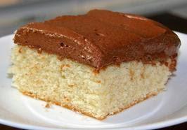 Quick Yellow Cake