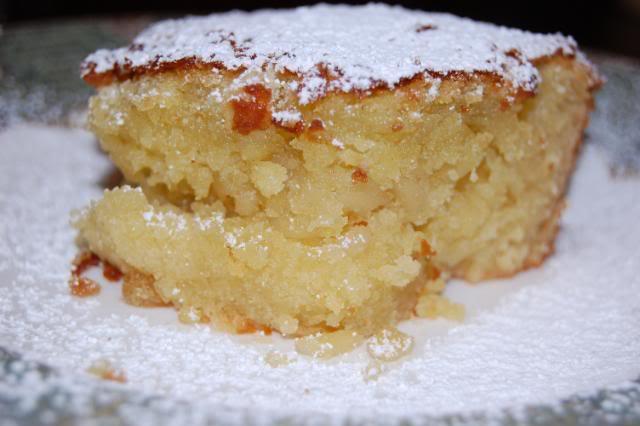 Olive Oil Cake Ladi Tourta