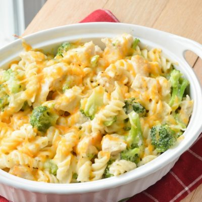 Skinny Alfredo Macaroni and Cheese