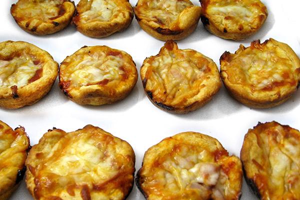 Skinny Pizza Bites