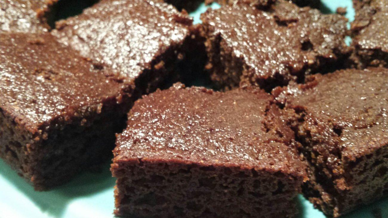 Jillian Michaels' Fudge Brownies
