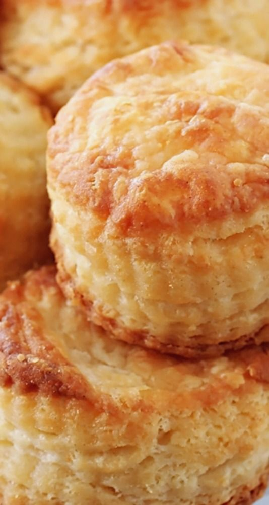 3 Ingredients Cream Cheese Biscuits