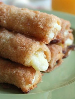 Cinnamon Cream Cheese Rollups