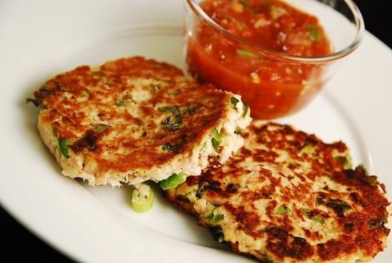 Pan Seared Tuna Patties Recipe