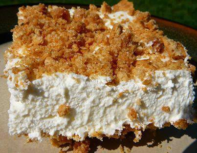 Marshmallow Whip Cheesecake Heaven