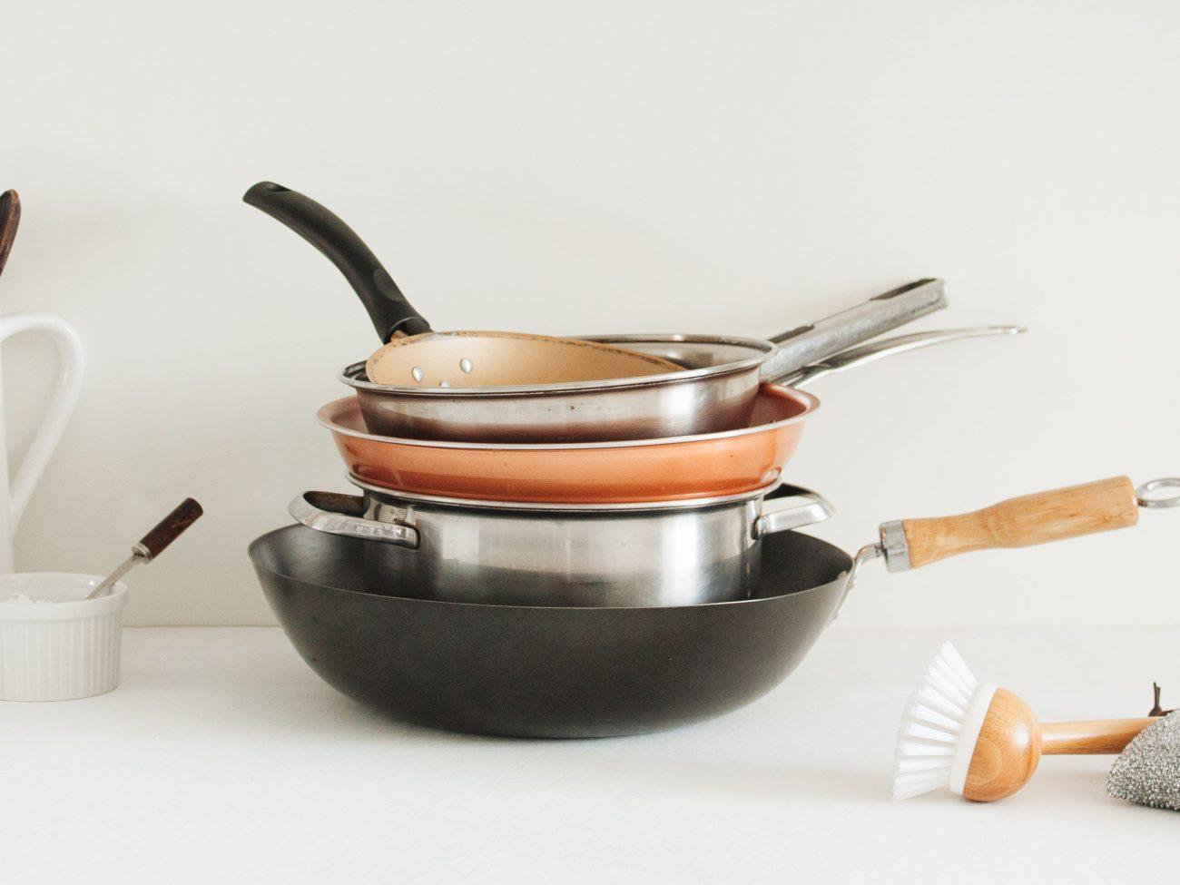 pots and pans sets